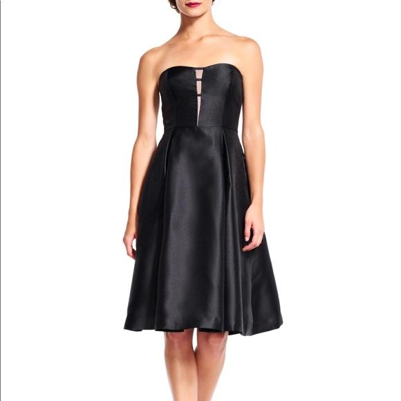 0332e2194be4 Adrianna Papell Mikado Formal Party Dress NWT